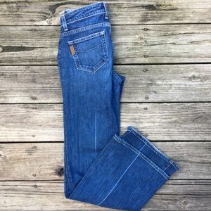 Paige Robertson Flare Bootcut Jeans